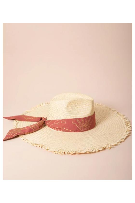 Chapeau de Paille 'Maradji'...