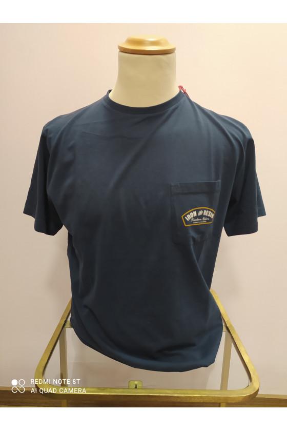 T-shirt - Classic Pocket - Iron ans Resin