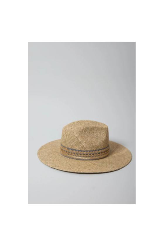 Sombrero de Paille 'Maradji' Cielo