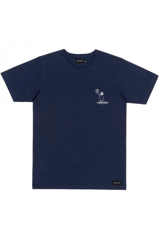T-shirt 'Bask in the Sun'...