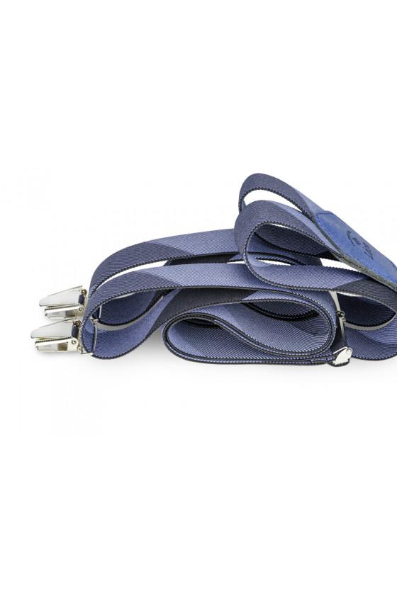 Bretelles Larges Bleu des...