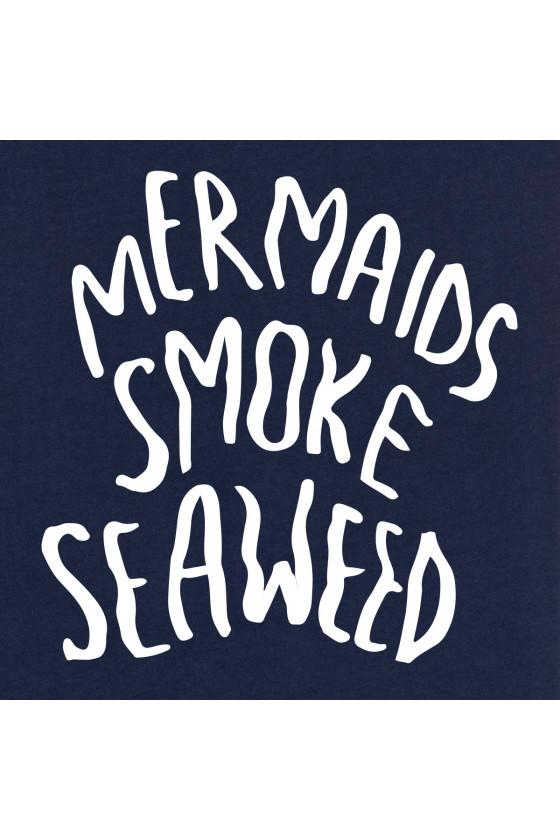 T-shirt 'Bask in the Sun' Mermaid