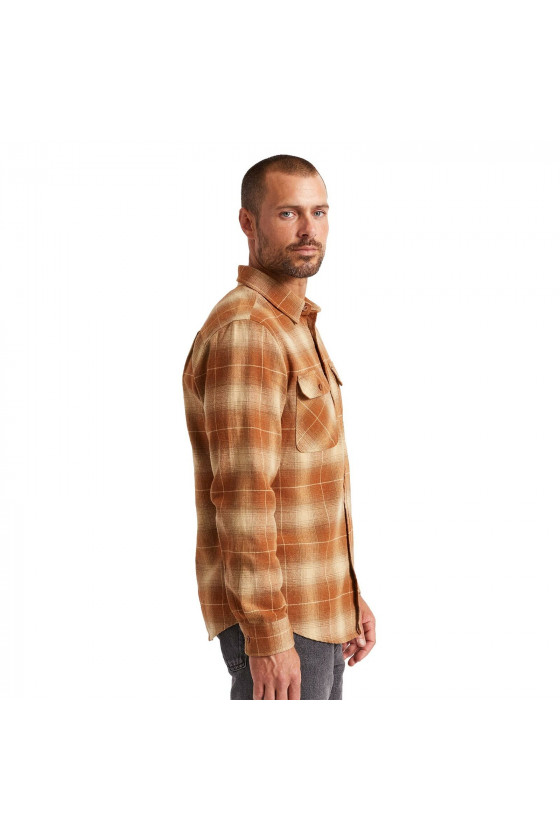 Chemise 'Brixton' Bowery Flannel
