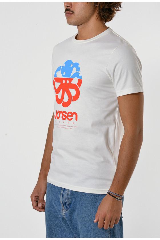 T-shirt 'Jonsen Island' Creative Big Coconut