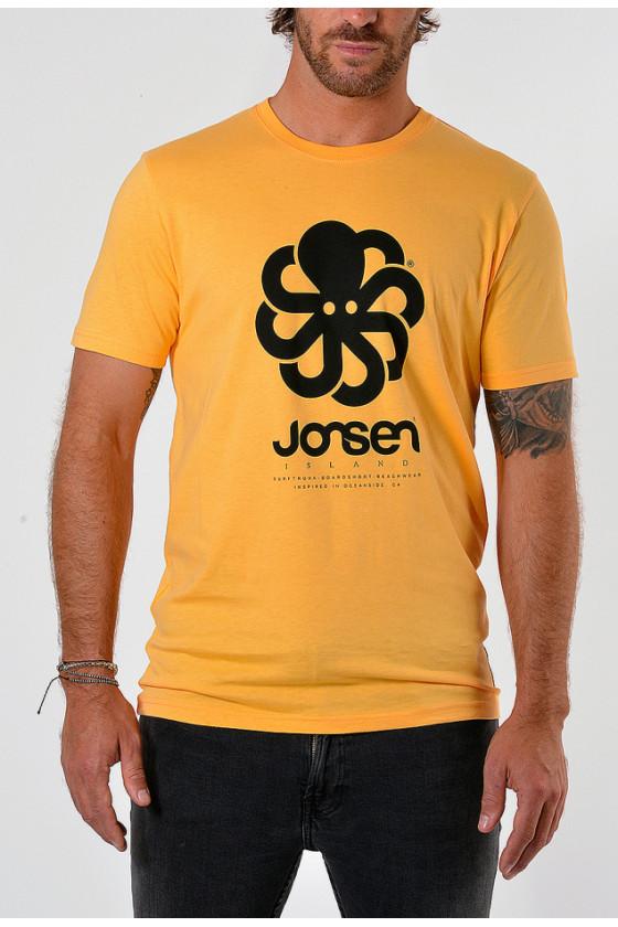 T-shirt 'Jonsen Island' Big...