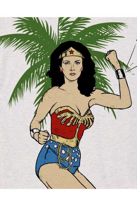 T - Shirt  'Ocean Park' Wonder Woman