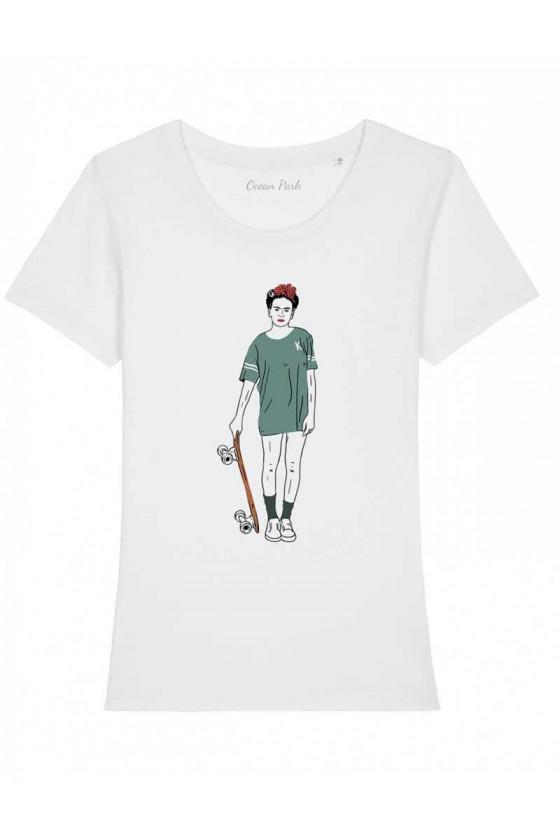 T - Shirt  'Ocean Park' Frida