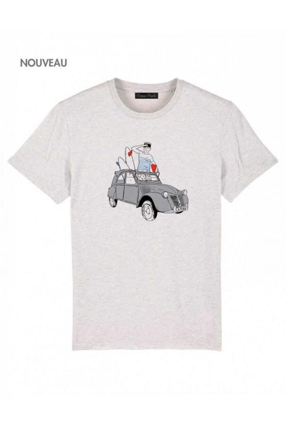T - Shirt  'Ocean Park' Louis On The Beach