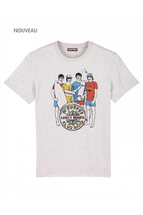 T - Shirt  'Ocean Park' Sergent Surfeur
