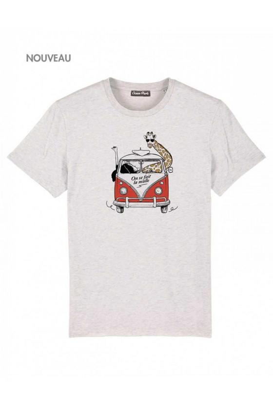 T - Shirt  'Ocean Park' Van...
