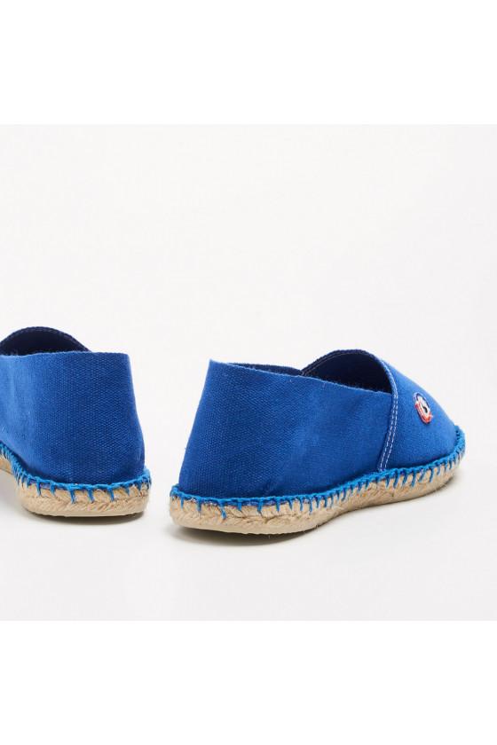 Espadrille - Les Pantoufles à Pépère - Bleu