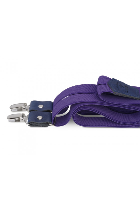 Bretelles Fines Purple Rain