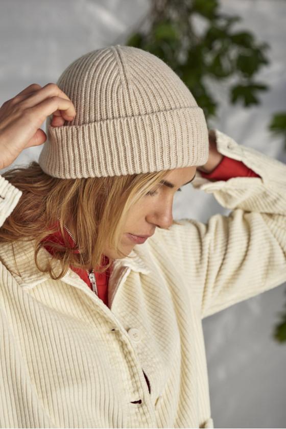 Bonnet - Glace Winter White...