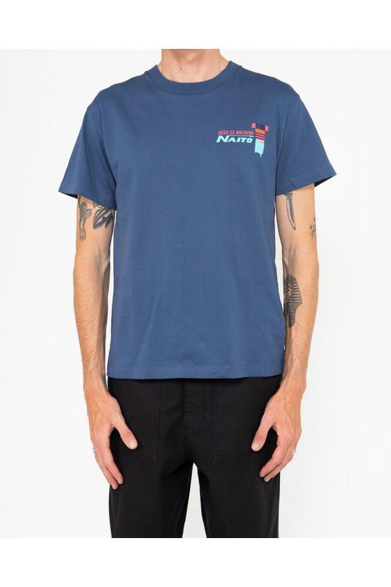 T-shirt - Naito Box Blue -...