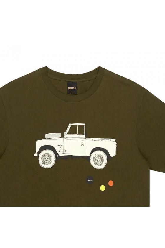 T-shirt - Carby Landie - Deus Ex Machina