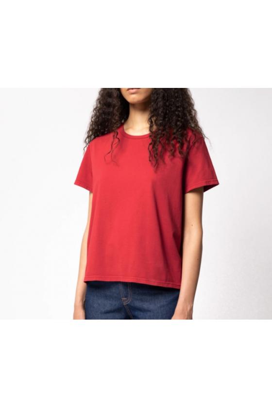 T-Shirt - Lisa Chili - Nudie Jeans