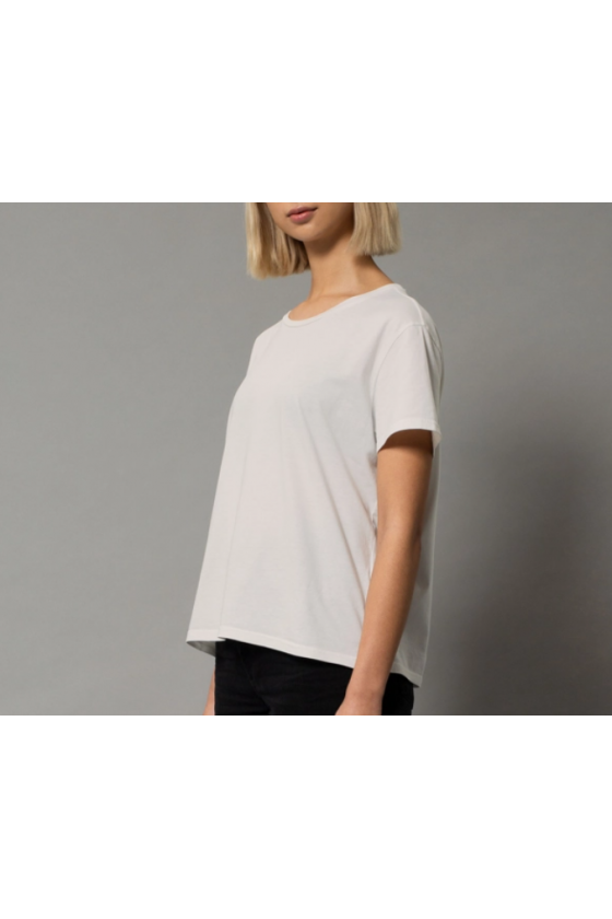T-Shirt - Lisa Offwhite - Nudie Jeans