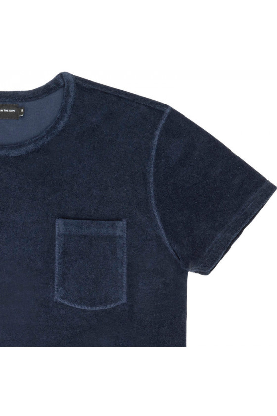 T-Shirt - Pantxo Navy - Bask In The Sun