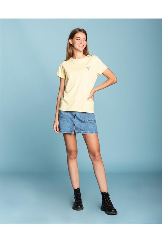 T-Shirt - Oystercatcher - Olow