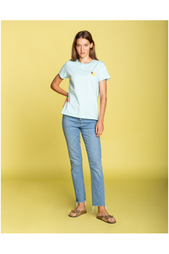 T-Shirt - Perroquet - Olow