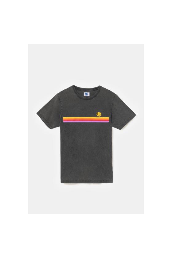 T-shirt - Classic Fat Line...