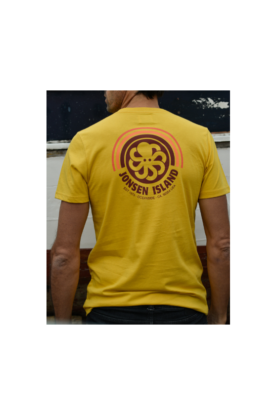 T-shirt - Classic Rainbow Yolk - Jonsen Island