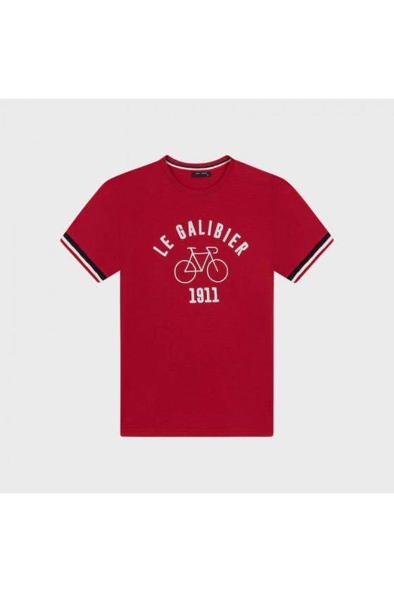 T-shirt - Le Galibier -...