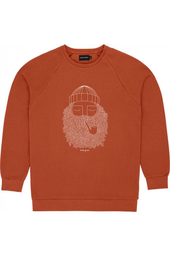 Sweatshirt - Smoking Pipe -...