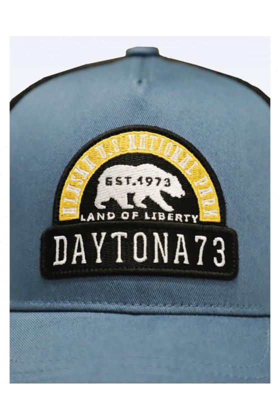 Casquette - Dcan Bleu - Daytona 73