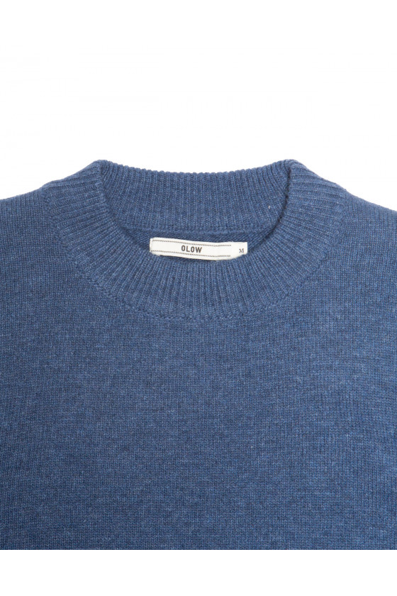 Pull - Solstice Bleu - Olow