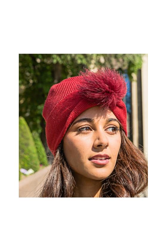 Bonnet - Florence Rouge -...