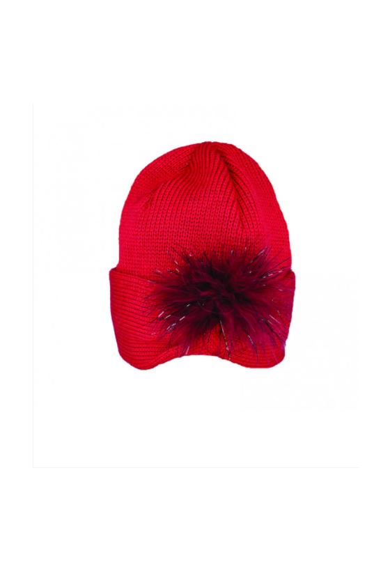 Bonnet - Florence Rouge - Blanc Bonnet