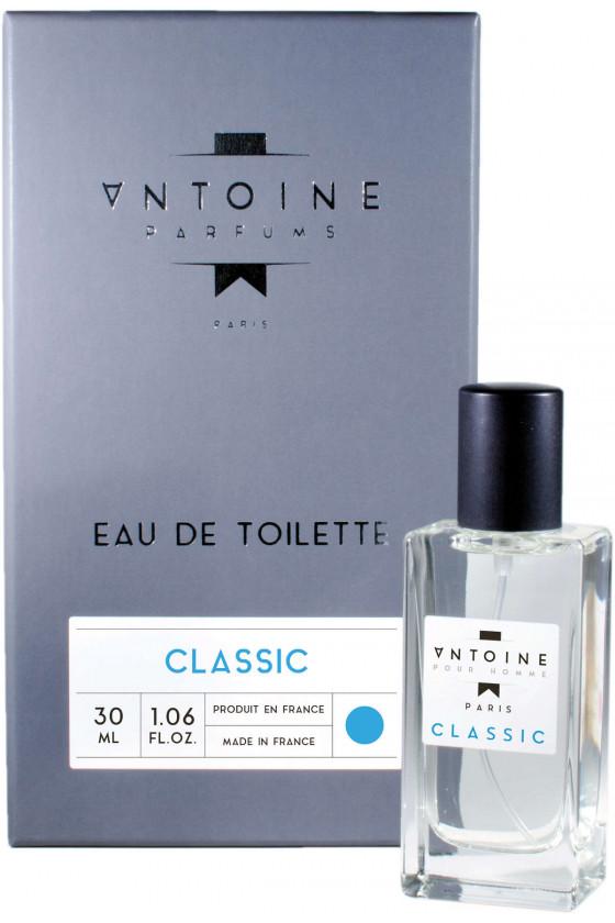 Eau de Toilette Antoine - 30 ml
