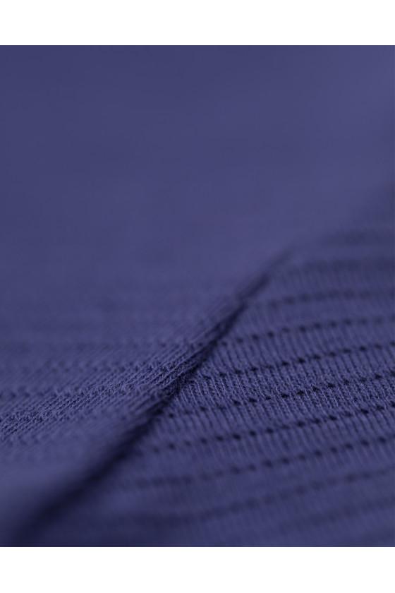 T-shirt 'Olow' Morisson Bleu