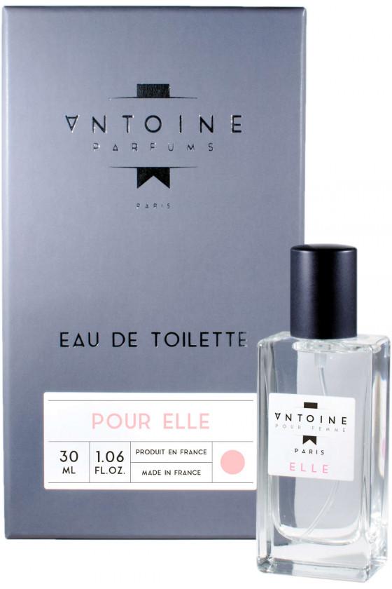 Eau de Toilette Antoine pour Elle - 30 ml