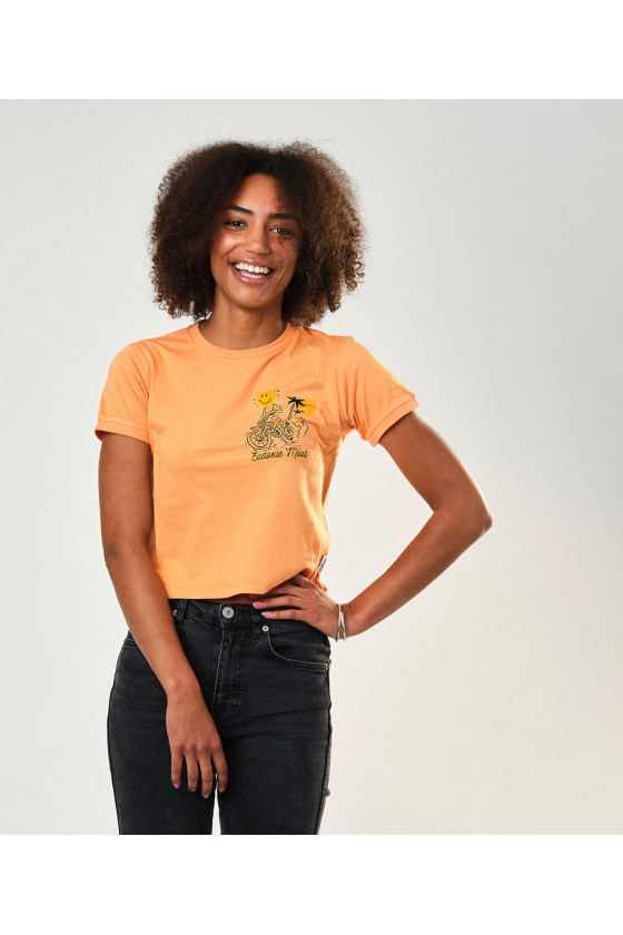 Croc top 'Eudoxie' Laurie