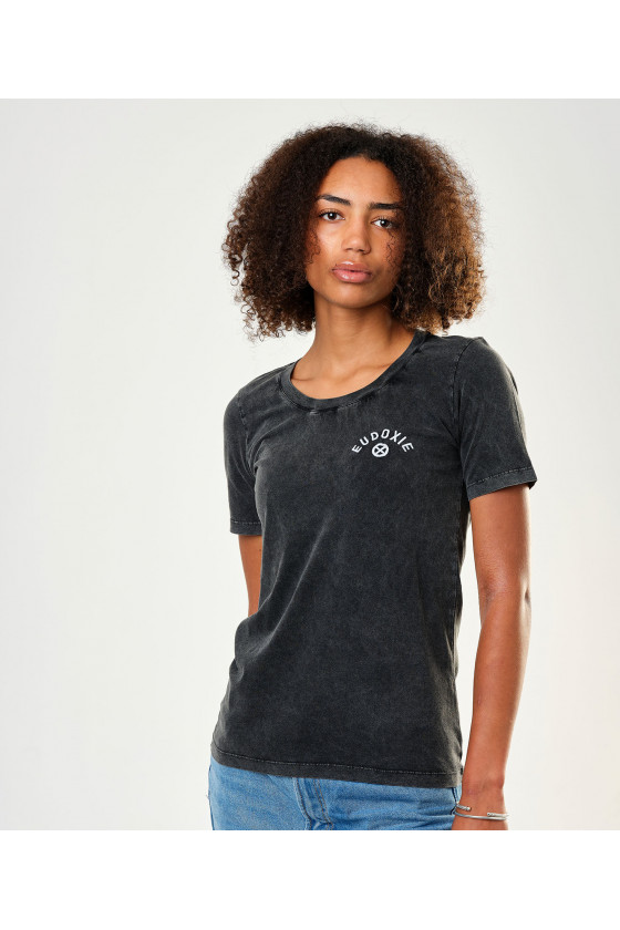 T-shirt Bonnie Noir