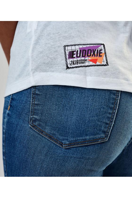 T-shirt 'Eudoxie' Nas