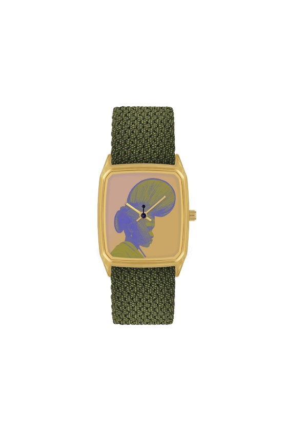 Montre 'LAPS' Foulahstyle