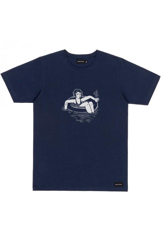 T-shirt - Tube Girl - Bask...