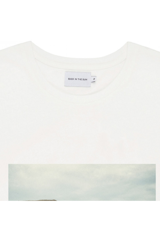 T-shirt 'Bask in the Sun' Surf Naked