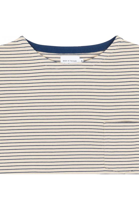 T-shirt 'Bask in the Sun' Weedy