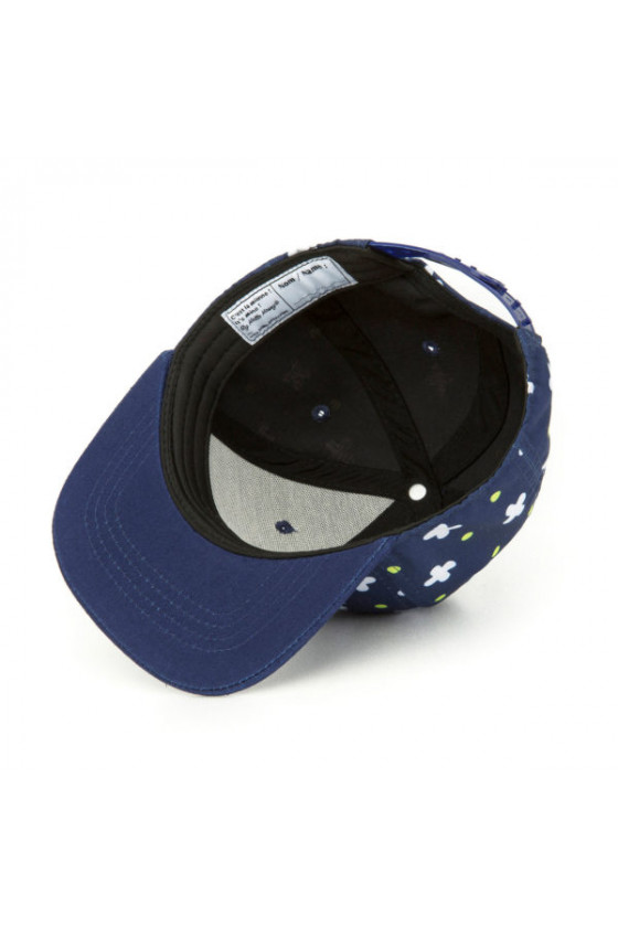 Casquette 'Hello Hossy' Blue