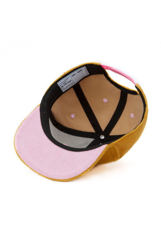 Casquette 'Hello Hossy' Sweet Honey