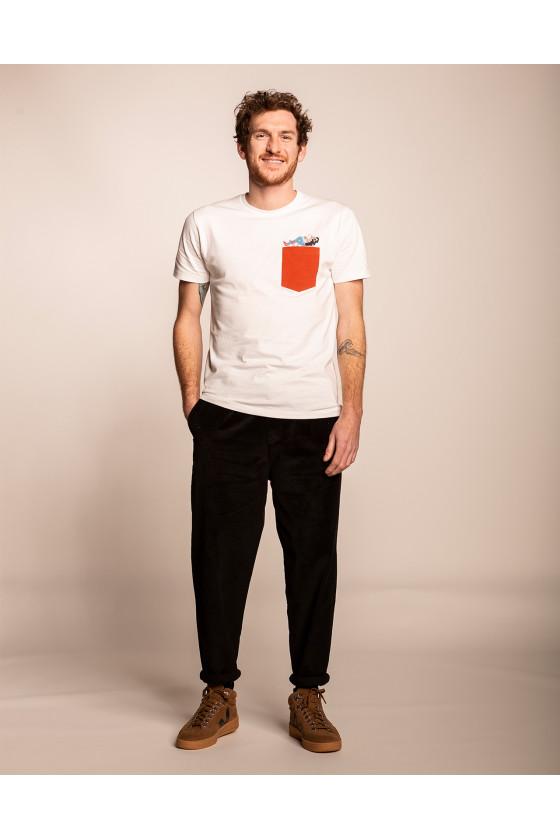 T-shirt 'Olow' Slam