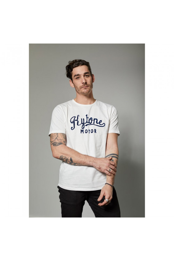 T-shirt 'Kytone' Fate 1 White