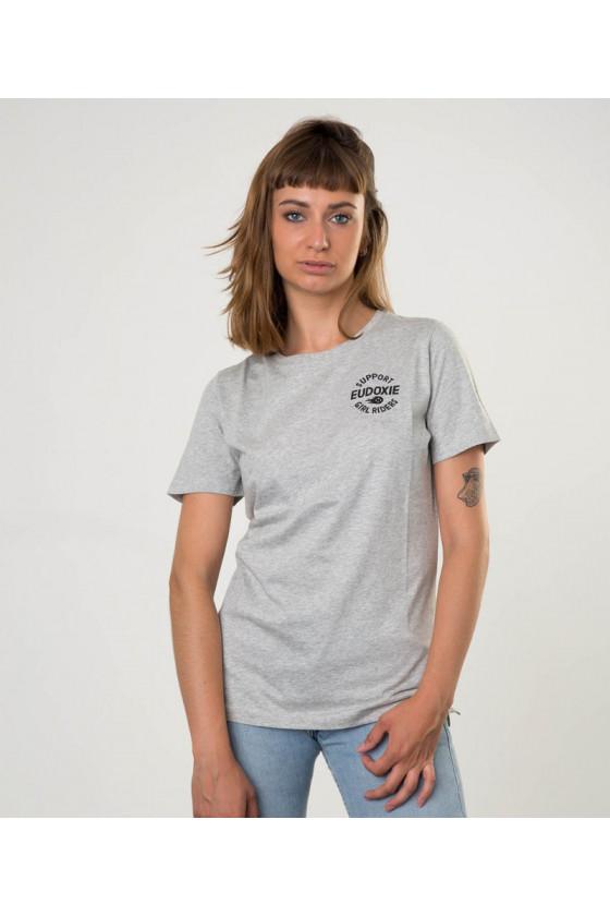 T-shirt 'Eudoxie' Marie Gris