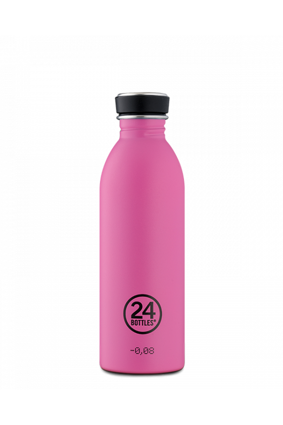 Bouteille Urbaine '24 Bottles' Passion Rose - 500ML