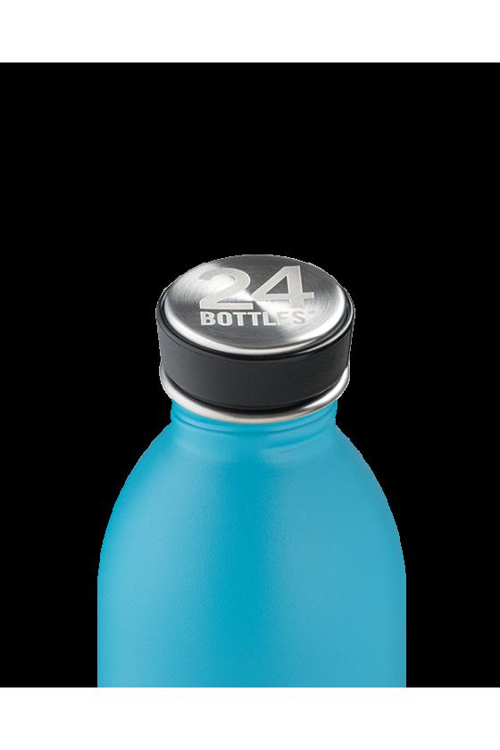 Bouteille Urbaine '24 Bottles' Bleu Lagon - 500ML