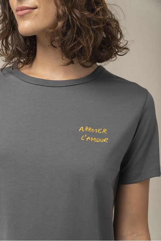 T-shirt 'Graine' Rivière